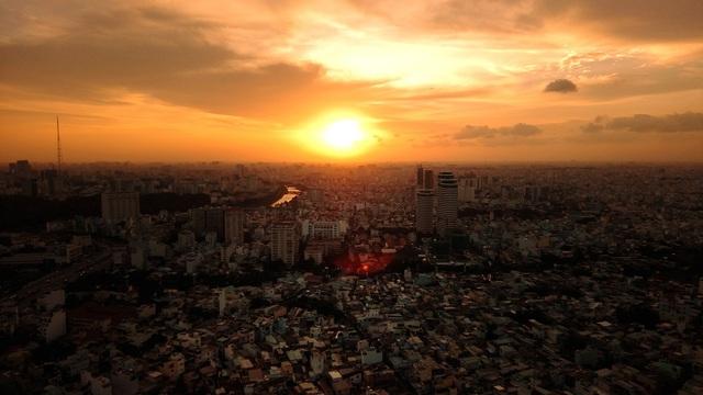 Khám phá 6 nơi ngắm hoàng hôn Sài Gòn khác lạ qua camera smartphone - Ảnh 3.