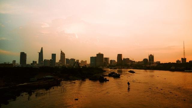 Khám phá 6 nơi ngắm hoàng hôn Sài Gòn khác lạ qua camera smartphone - Ảnh 5.