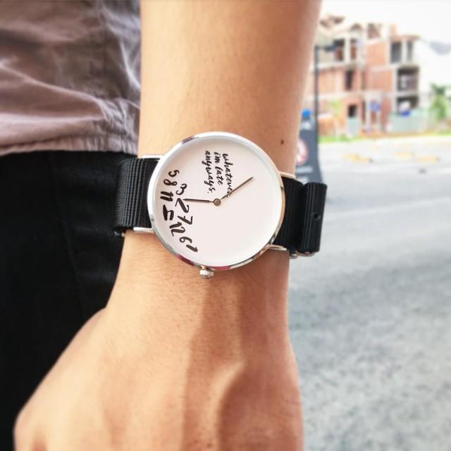 Thoả sức sáng tạo với đồng hồ tự thiết kế đầu tiên tại Việt Nam - Ảnh 7.