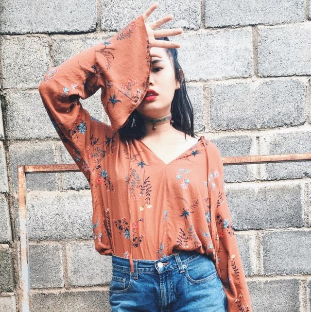 """7 phong cách thời trang ngẫu hứng đang khiến giới trẻ Việt """"phát cuồng"""" - Ảnh 11."""