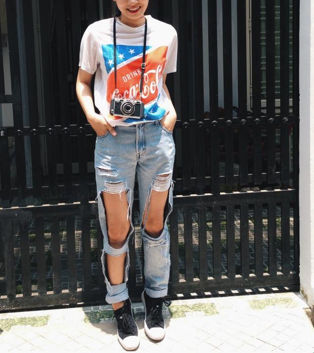 """7 phong cách thời trang ngẫu hứng đang khiến giới trẻ Việt """"phát cuồng"""" - Ảnh 17."""