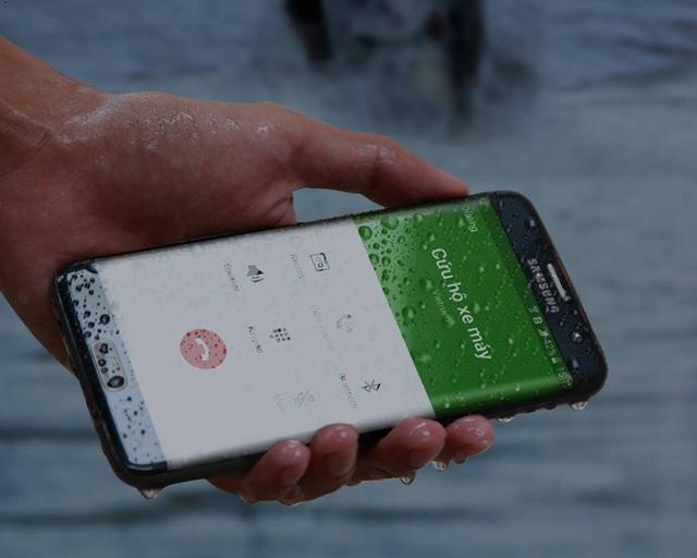 Ơn giời, anh tài kháng nước Galaxy S7 edge đây rồi! - Ảnh 2.