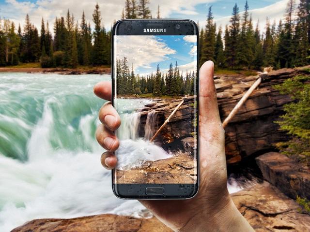Ơn giời, anh tài kháng nước Galaxy S7 edge đây rồi! - Ảnh 5.