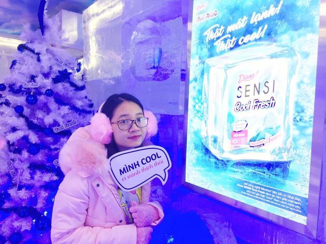 Trào lưu check-in mùa đông -5 độ giữa lòng Sài Gòn - Ảnh 5.