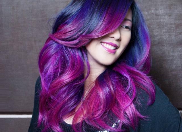 Bí quyết để có mái tóc nhuộm Ombre sành điệu nhất - ảnh 3