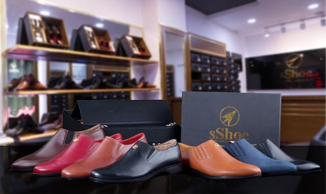 Hãng giày nam thông minh ra mắt mẫu mới dành cho mọi vóc dáng đàn ông - Ảnh 6.