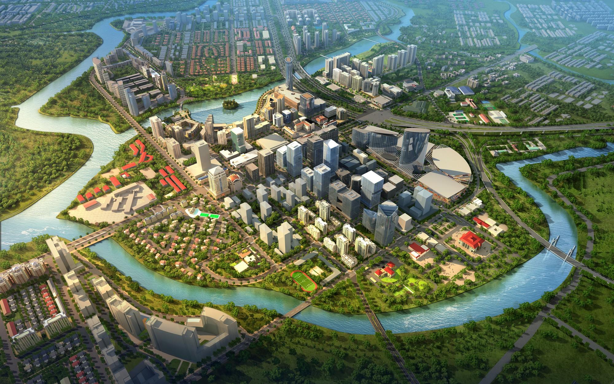 Khi thị trường Bất động sản là một cuộc chơi, Phú Mỹ Hưng được xem là chủ đầu tư tự định luật cho chính mình - Ảnh 2.