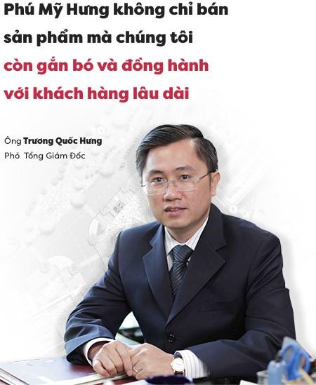 Khi thị trường Bất động sản là một cuộc chơi, Phú Mỹ Hưng được xem là chủ đầu tư tự định luật cho chính mình - Ảnh 4.