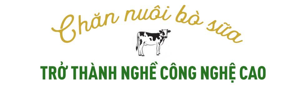 Hoa hậu Bò sữa Mộc Châu – 15 năm vinh danh những người làm Nghề chăn nuôi bò sữa - Ảnh 1.