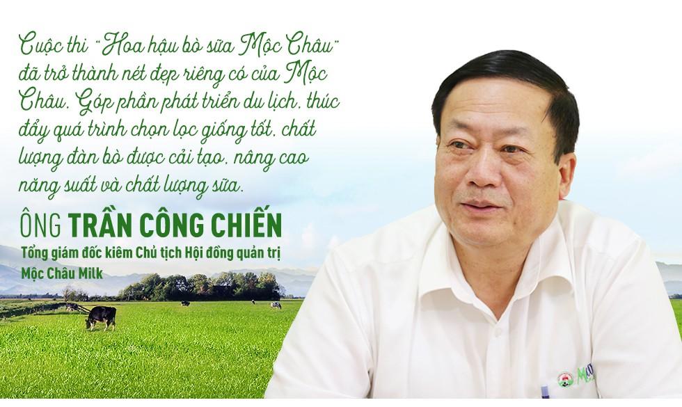 Hoa hậu Bò sữa Mộc Châu – 15 năm vinh danh những người làm Nghề chăn nuôi bò sữa - Ảnh 15.