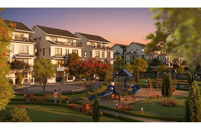 Khi giới nhà giàu Hà Nội khát không gian sống xanh, đổ tiền cho nhà ở nghỉ dưỡng - Ảnh 1.