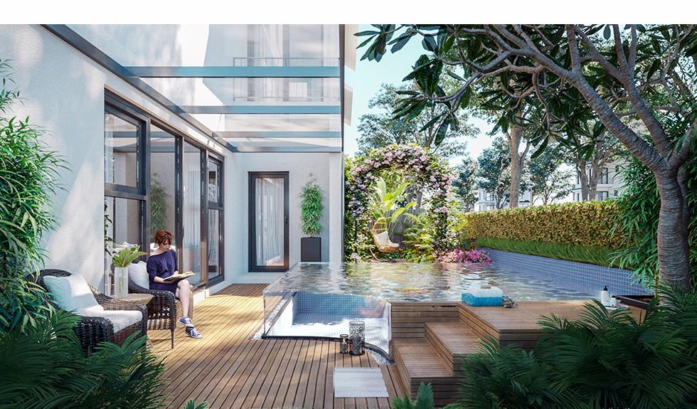 Khi giới nhà giàu Hà Nội khát không gian sống xanh, đổ tiền cho nhà ở nghỉ dưỡng - Ảnh 11.