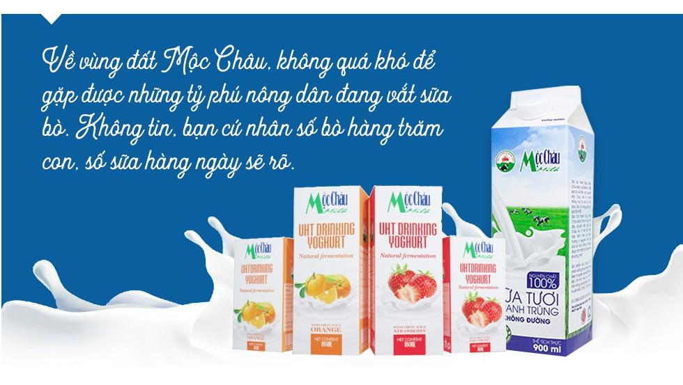 Hoa hậu Bò sữa Mộc Châu – 15 năm vinh danh những người làm Nghề chăn nuôi bò sữa - Ảnh 9.
