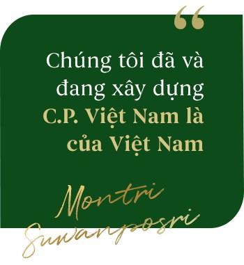 """CEO C.P. Việt Nam: """"Thông điệp của chúng tôi là Đền ơn Tổ quốc Việt Nam"""" - Ảnh 6."""