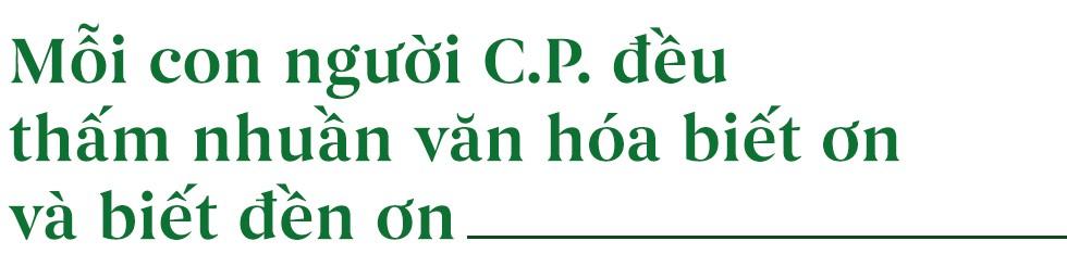 """CEO C.P. Việt Nam: """"Thông điệp của chúng tôi là Đền ơn Tổ quốc Việt Nam"""" - Ảnh 7."""