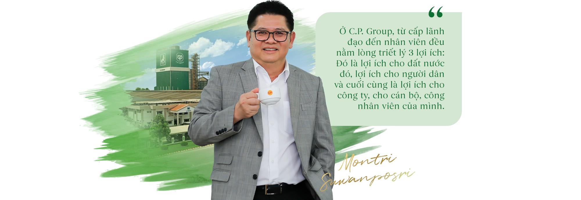 """CEO C.P. Việt Nam: """"Thông điệp của chúng tôi là Đền ơn Tổ quốc Việt Nam"""" - Ảnh 8."""