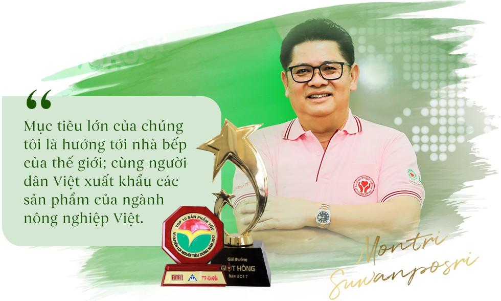 """CEO C.P. Việt Nam: """"Thông điệp của chúng tôi là Đền ơn Tổ quốc Việt Nam"""" - Ảnh 13."""