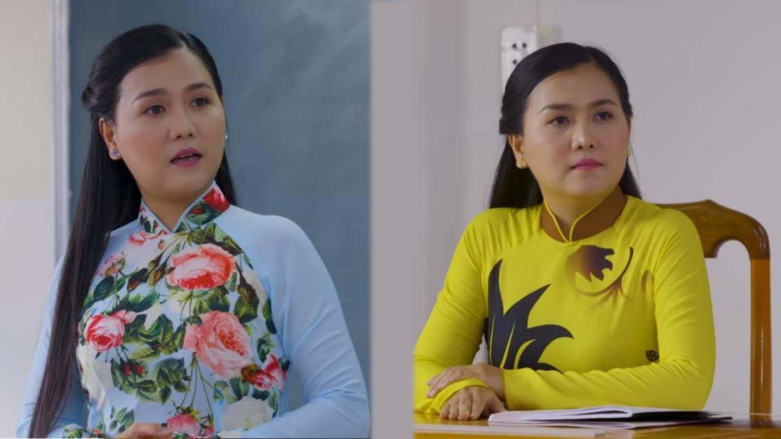 """Điểm danh 5 nhân vật đong đầy kí ức của tuổi học trò trong web-drama """"Cô gái đến từ bên kia"""" - Ảnh 1."""