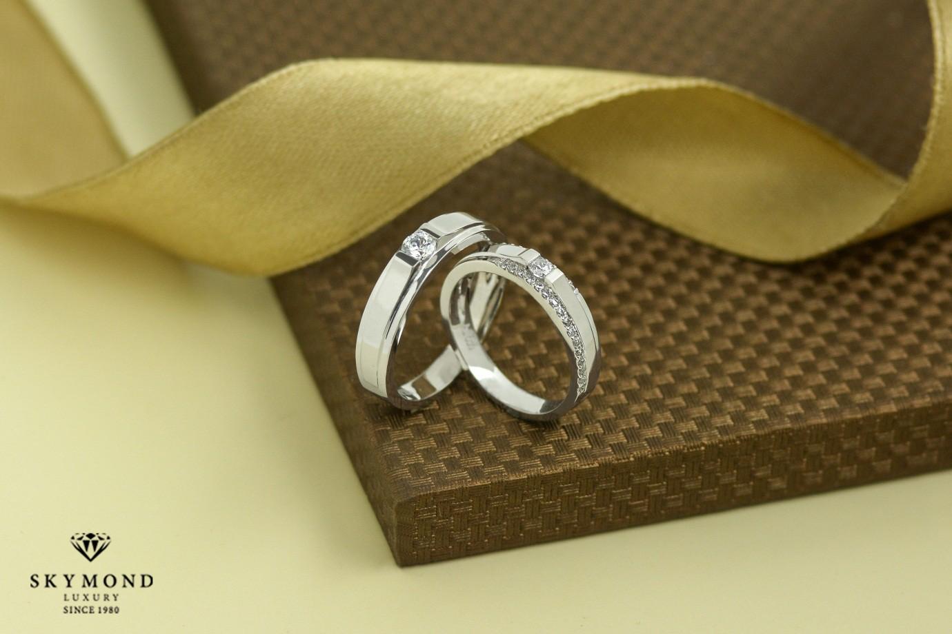 """Top 4 thương hiệu nhẫn cưới """"đốn tim"""" triệu đôi uyên ương hiện đại - Ảnh 1."""