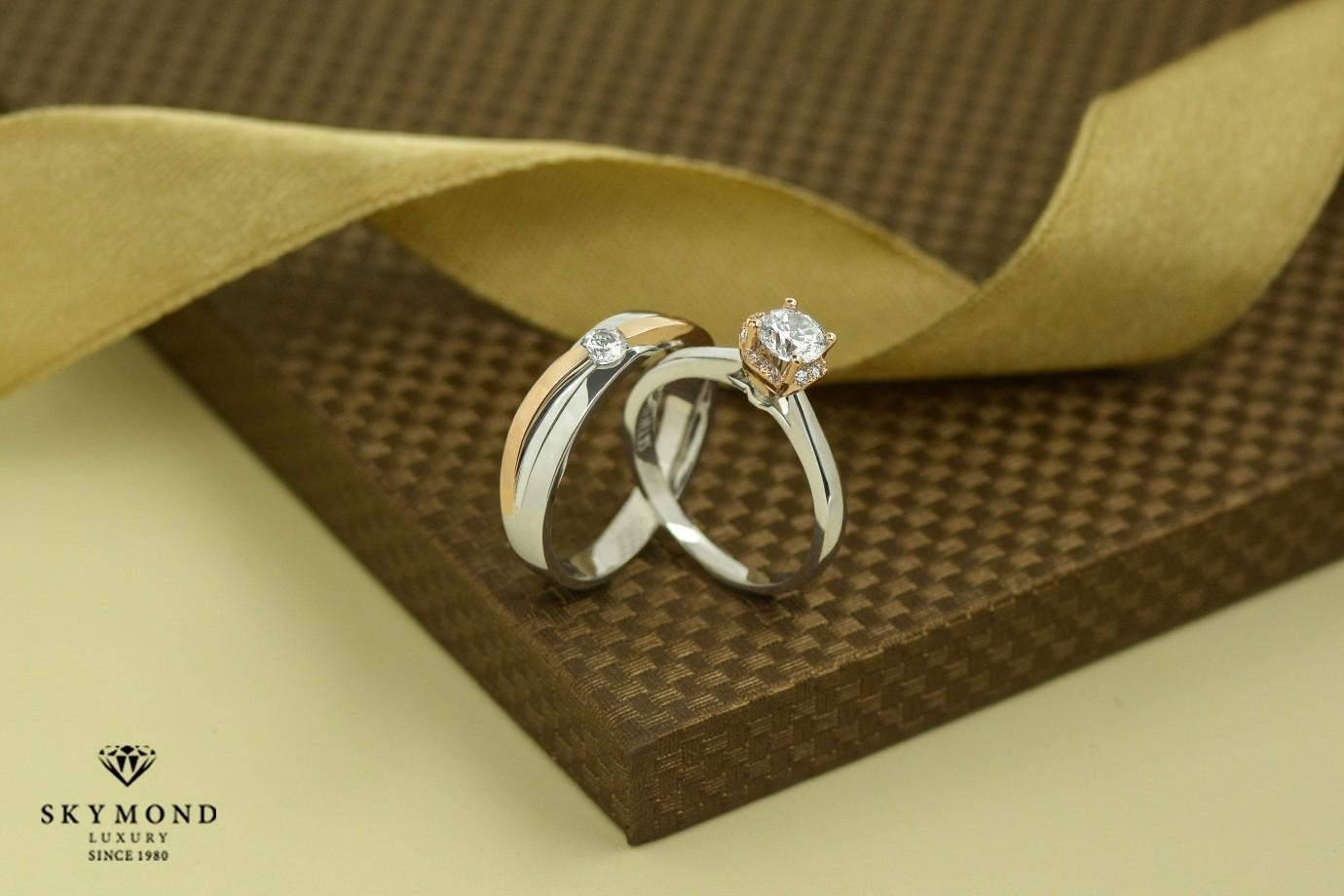 """Top 4 thương hiệu nhẫn cưới """"đốn tim"""" triệu đôi uyên ương hiện đại - Ảnh 2."""