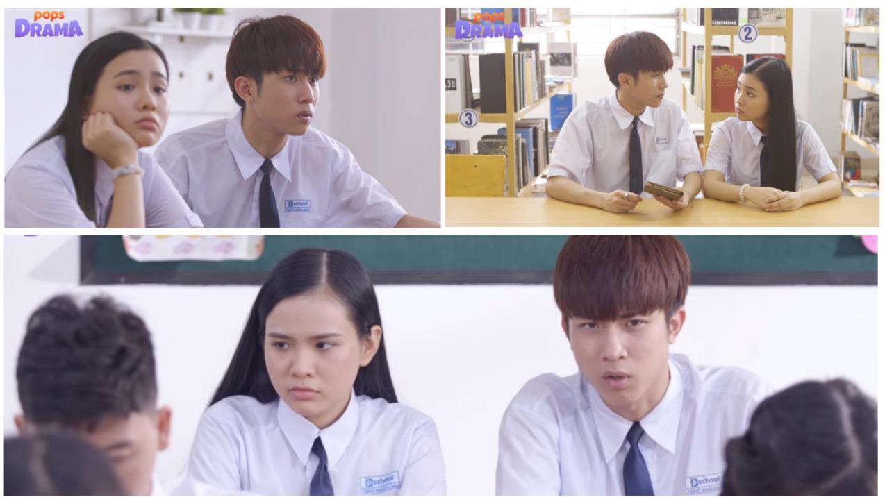 """Điểm danh 5 nhân vật đong đầy kí ức của tuổi học trò trong web-drama """"Cô gái đến từ bên kia"""" - Ảnh 4."""