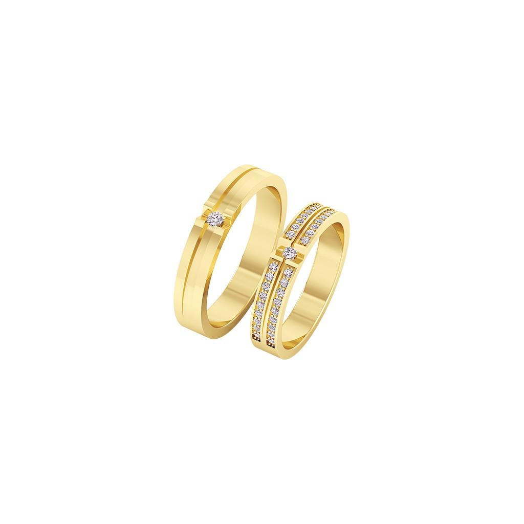 """Top 4 thương hiệu nhẫn cưới """"đốn tim"""" triệu đôi uyên ương hiện đại - Ảnh 6."""