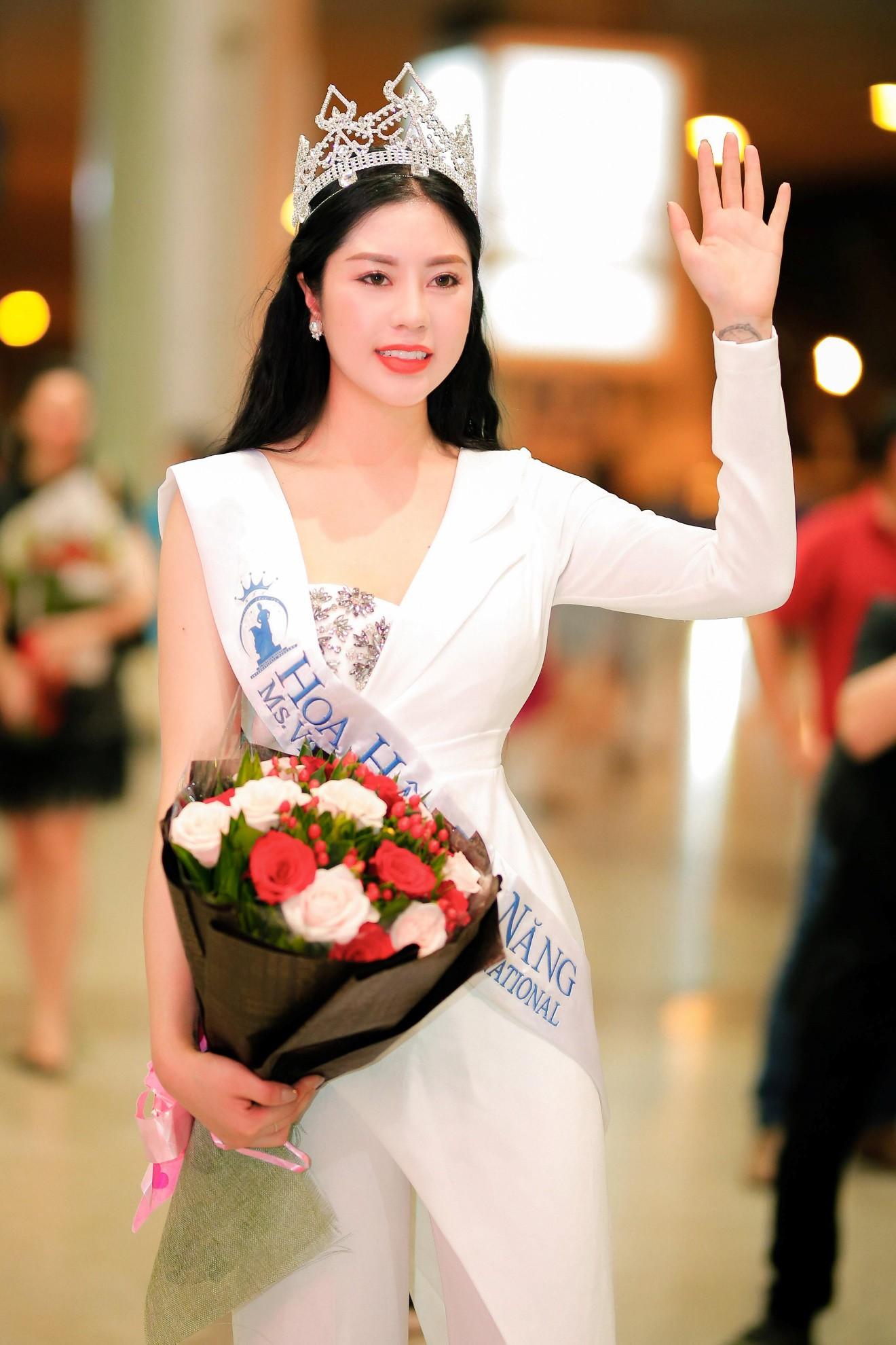 """Tô Diệp Hà đoạt giải """"Hoa hậu tài năng"""" tại Ms Vietnam Beauty International Pageant 2018 - Ảnh 2."""