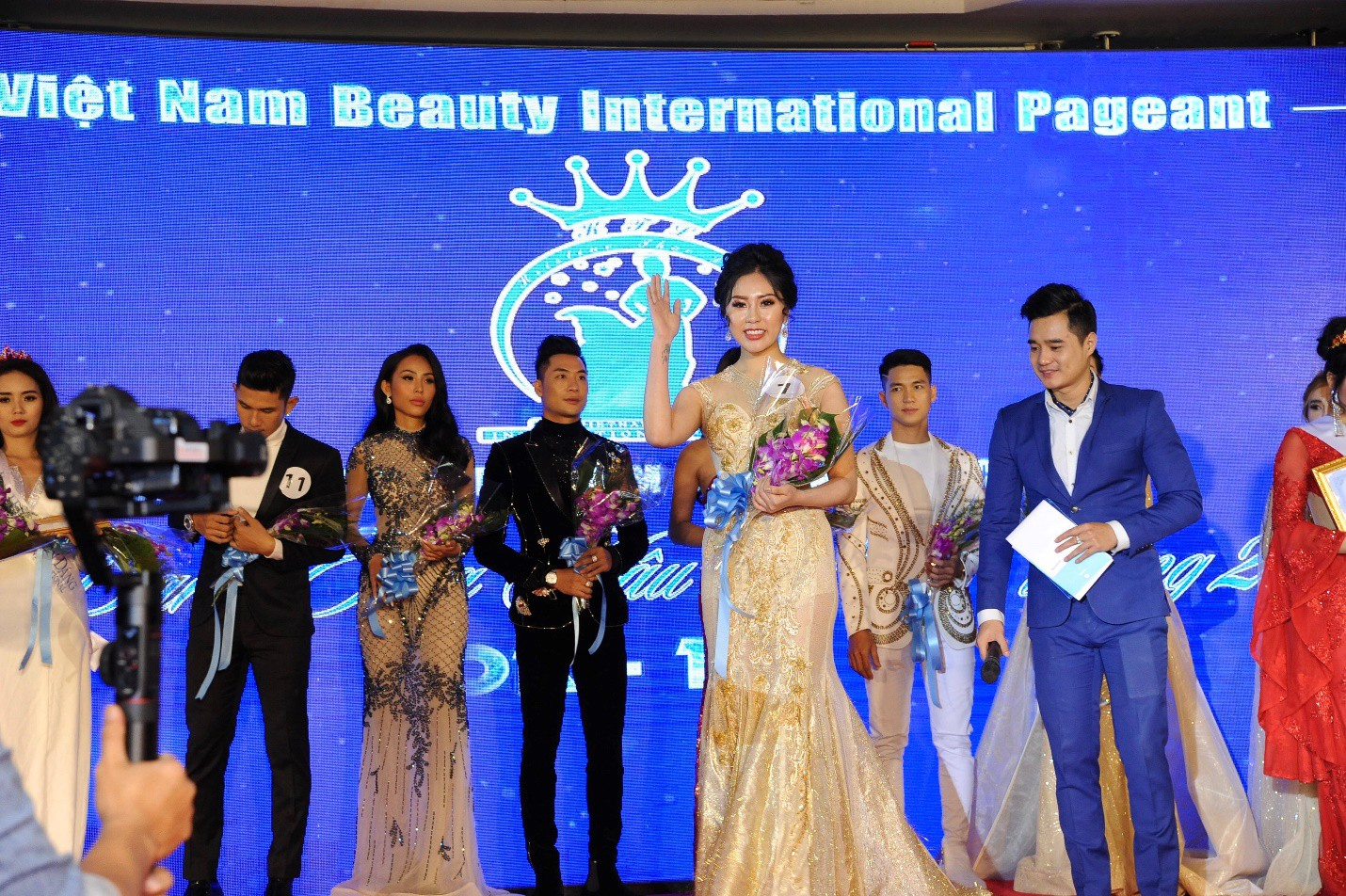"""Tô Diệp Hà đoạt giải """"Hoa hậu tài năng"""" tại Ms Vietnam Beauty International Pageant 2018 - Ảnh 3."""