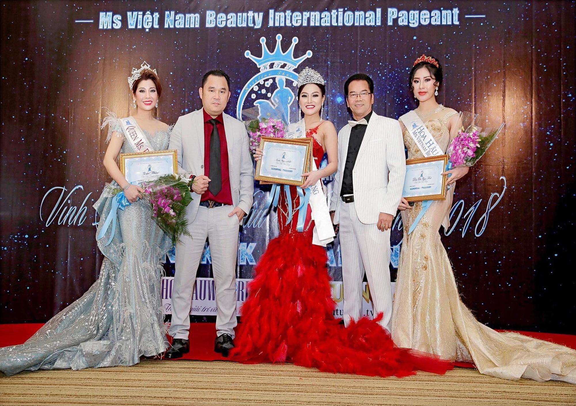 """Tô Diệp Hà đoạt giải """"Hoa hậu tài năng"""" tại Ms Vietnam Beauty International Pageant 2018 - Ảnh 5."""
