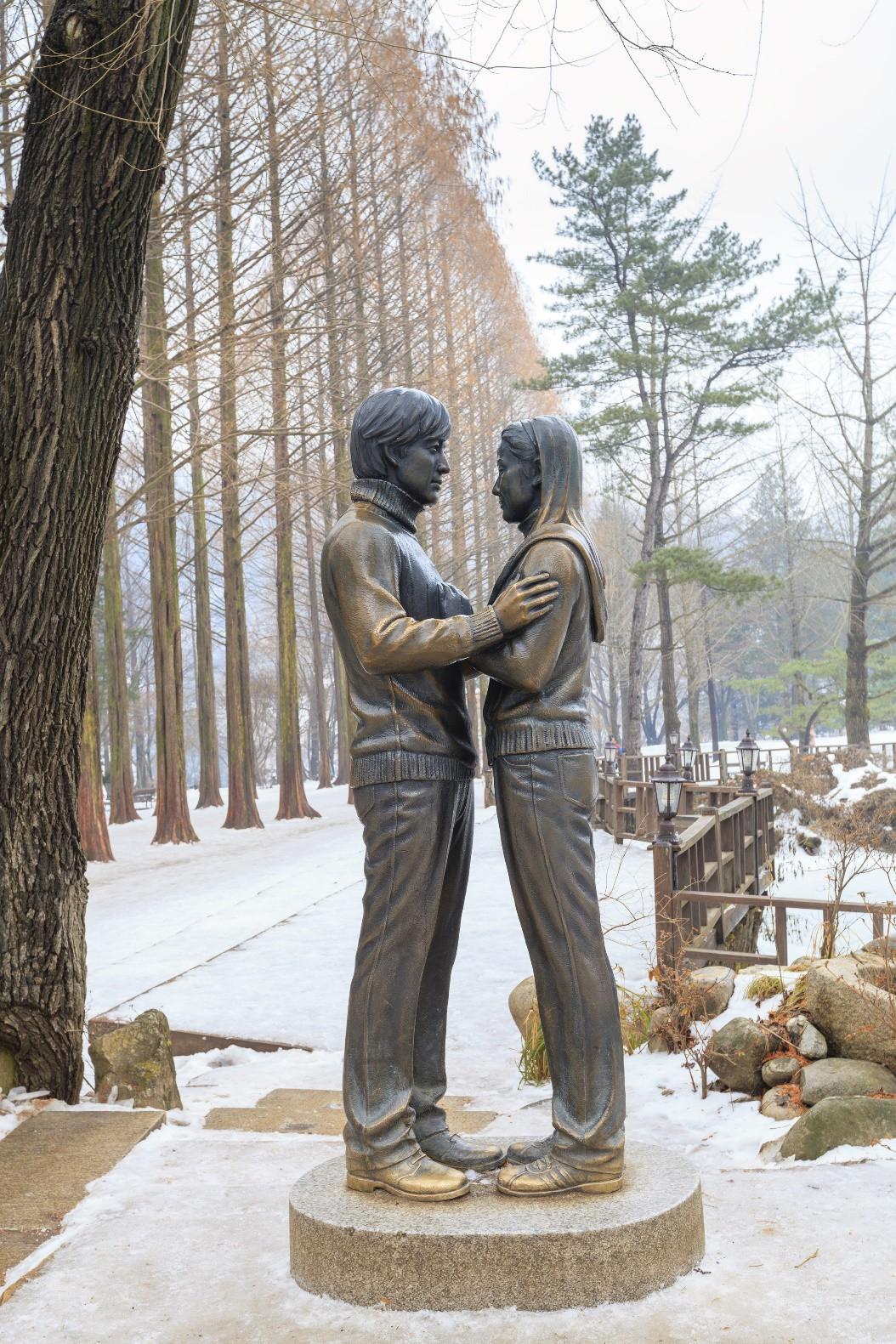 Lạc trong bản tình ca của mùa đông Hàn Quốc - Ảnh 2.