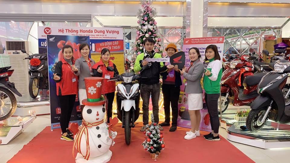 Có gì hay từ chương trình ưu đãi xe máy lớn nhất năm của Honda Việt Nam? - Ảnh 2.
