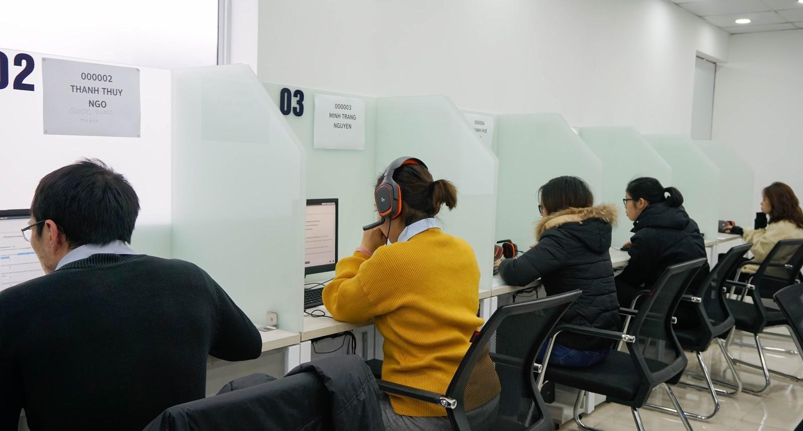 Thi IELTS trên máy tính - Những lợi thế khác biệt thí sinh cần phải biết! - Ảnh 2.