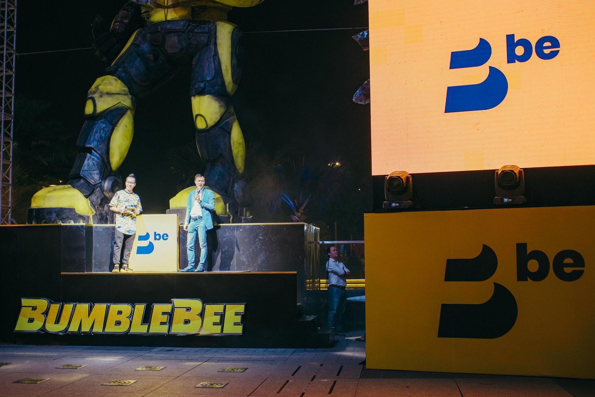 Choáng ngợp với mô hình Bumblebee lớn nhất tại Việt Nam - Ảnh 11.