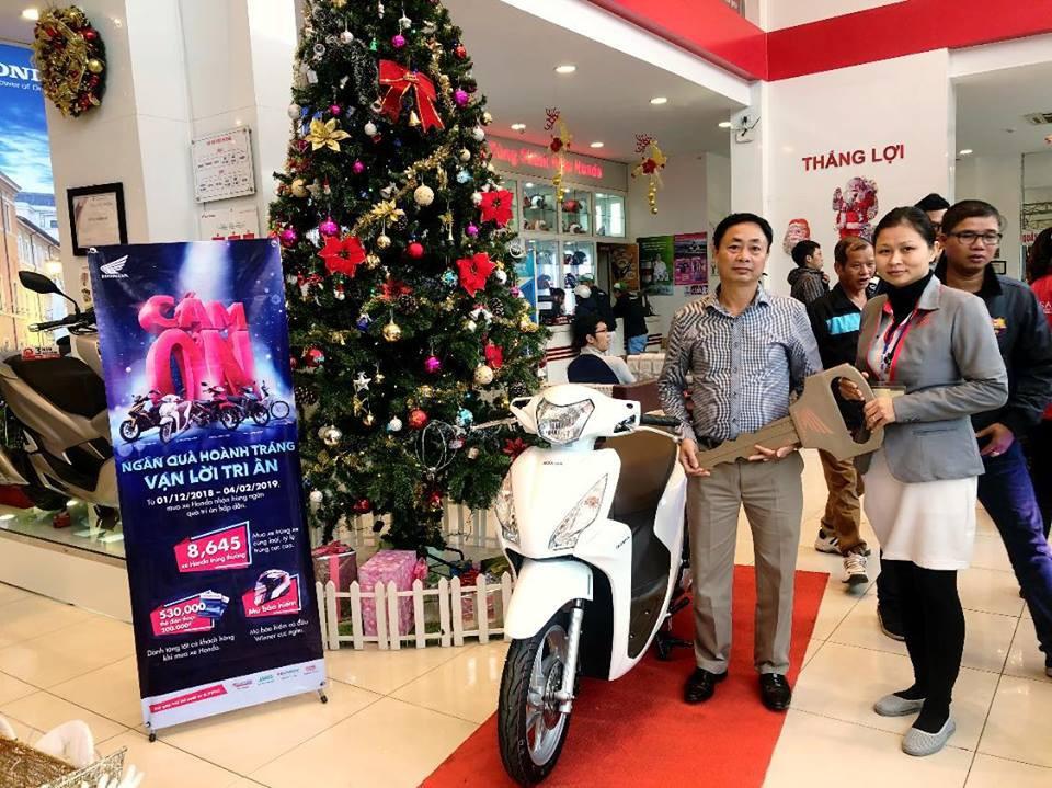 Có gì hay từ chương trình ưu đãi xe máy lớn nhất năm của Honda Việt Nam? - Ảnh 4.
