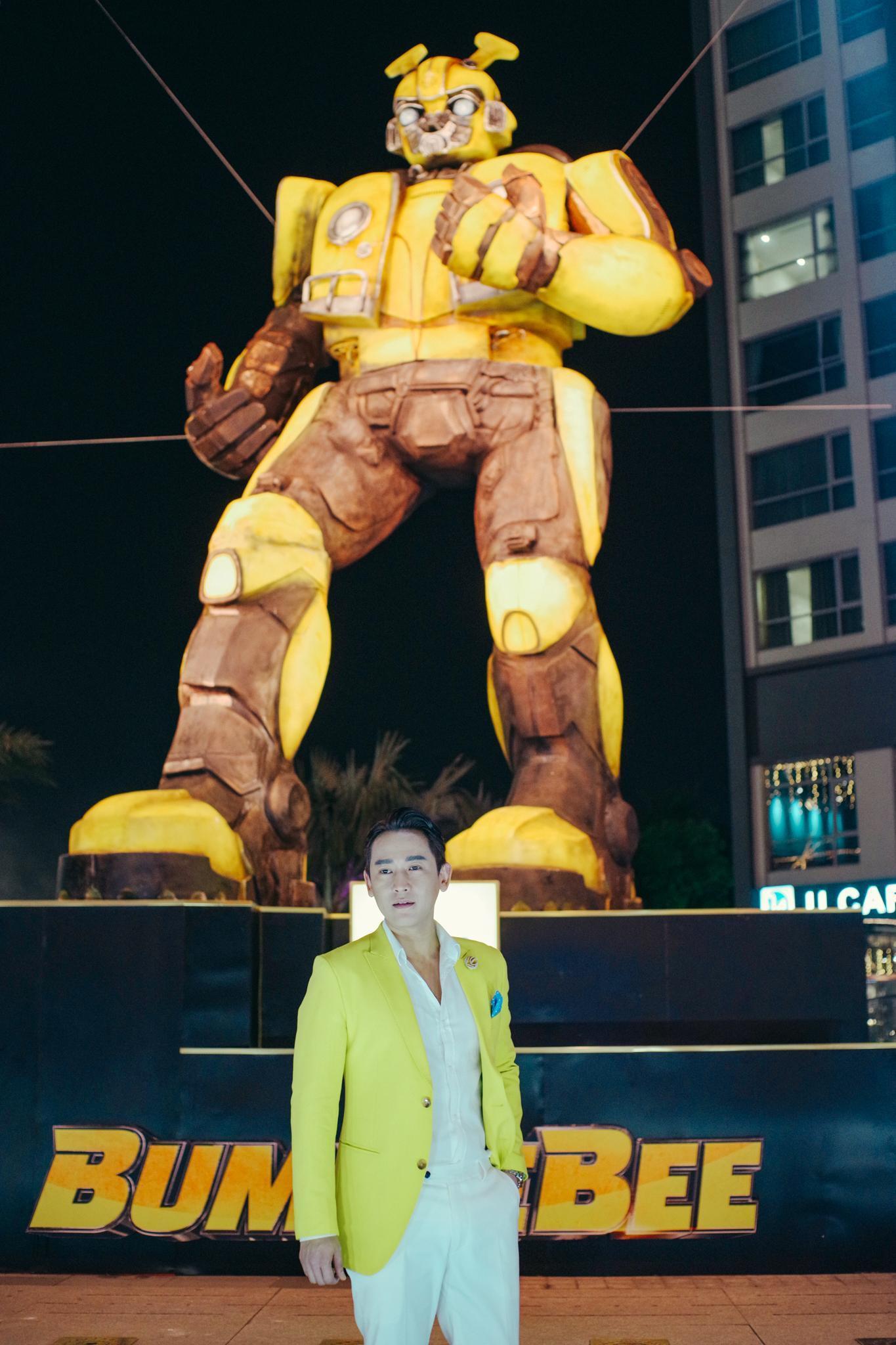 Choáng ngợp với mô hình Bumblebee lớn nhất tại Việt Nam - Ảnh 5.