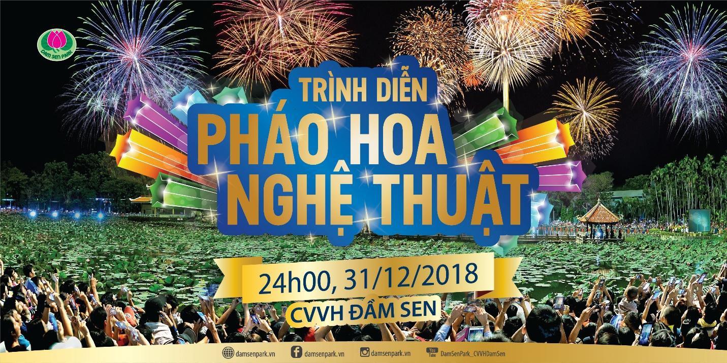 """""""Chạm đỉnh"""" 2018 tại Đầm Sen với những sự kiện lần đầu tiên xuất hiện ở Việt Nam - Ảnh 3."""