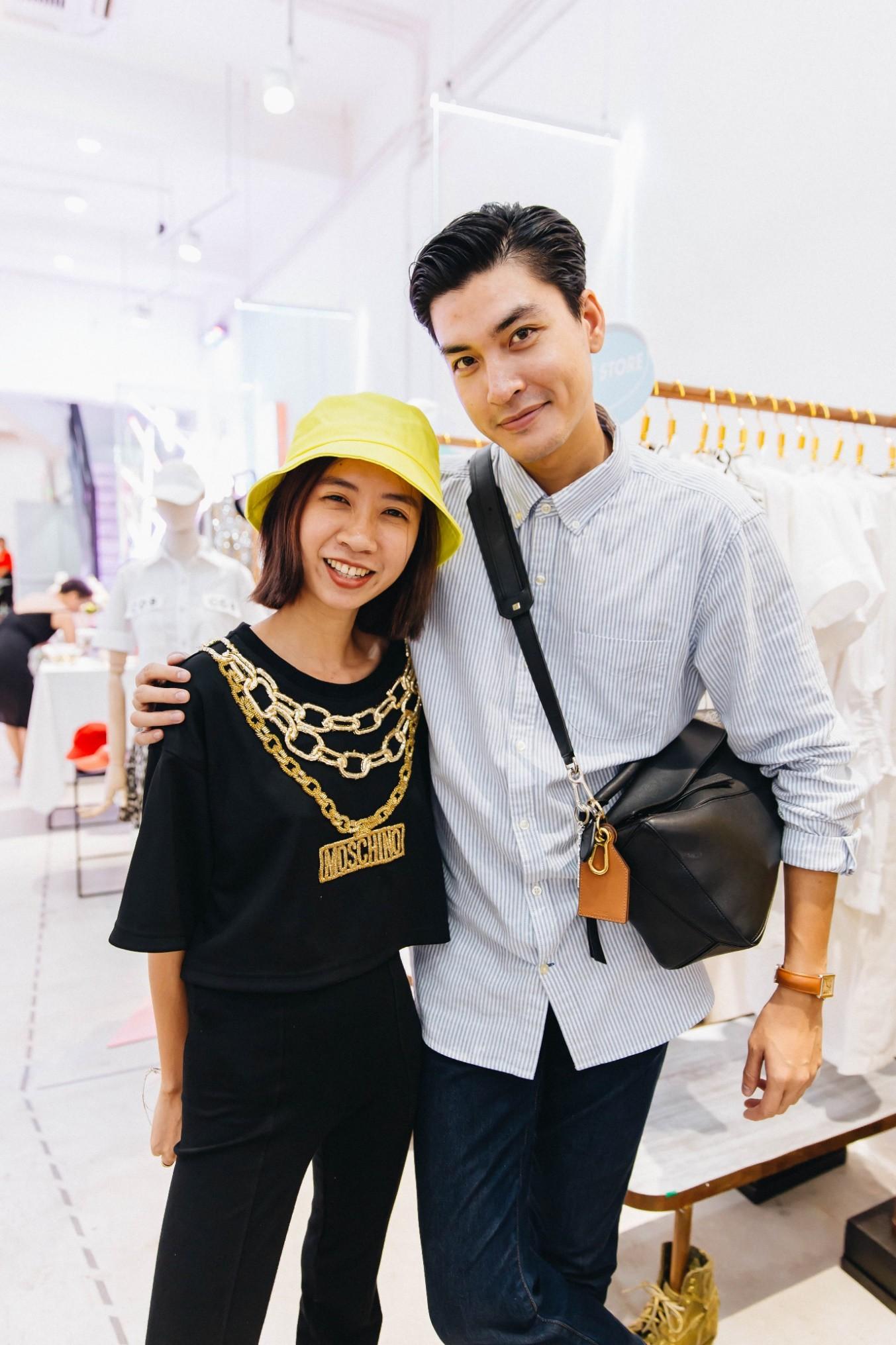 Lạc vào khu tổ hợp thời trang cực chất tại Sài Gòn - Ảnh 2.
