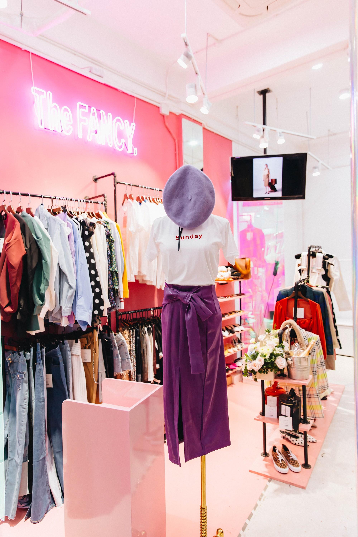 Lạc vào khu tổ hợp thời trang cực chất tại Sài Gòn - Ảnh 4.