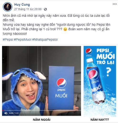 """Pepsi Muối truyền cảm hứng """"Mở Tết đậm đà"""": Giới trẻ Việt không còn lo Tết nhạt - Ảnh 4."""