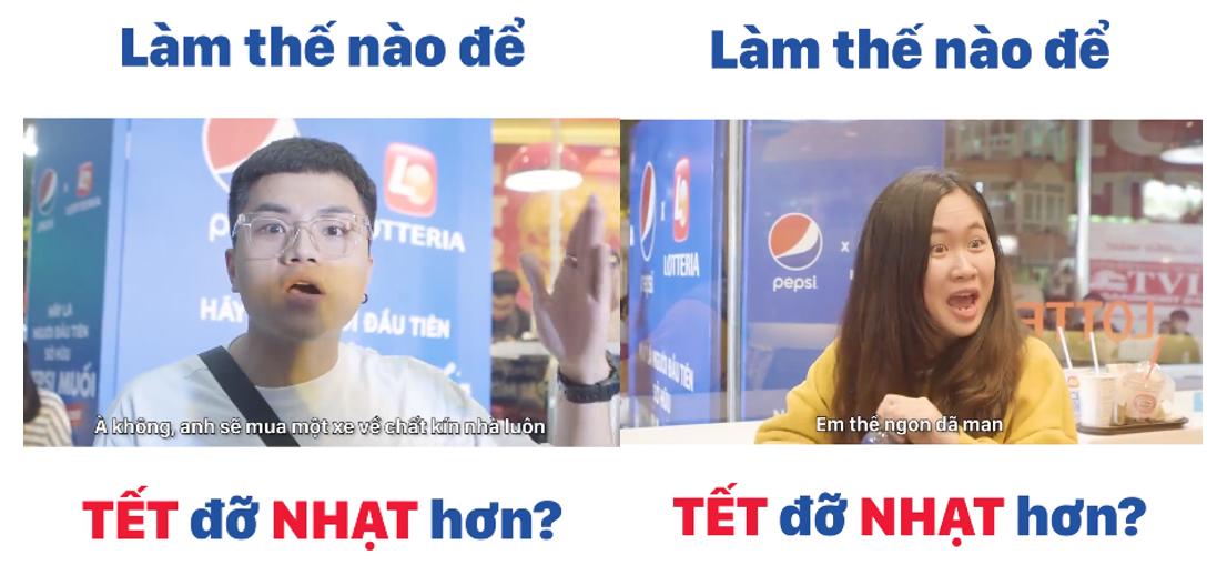 """Pepsi Muối truyền cảm hứng """"Mở Tết đậm đà"""": Giới trẻ Việt không còn lo Tết nhạt - Ảnh 9."""