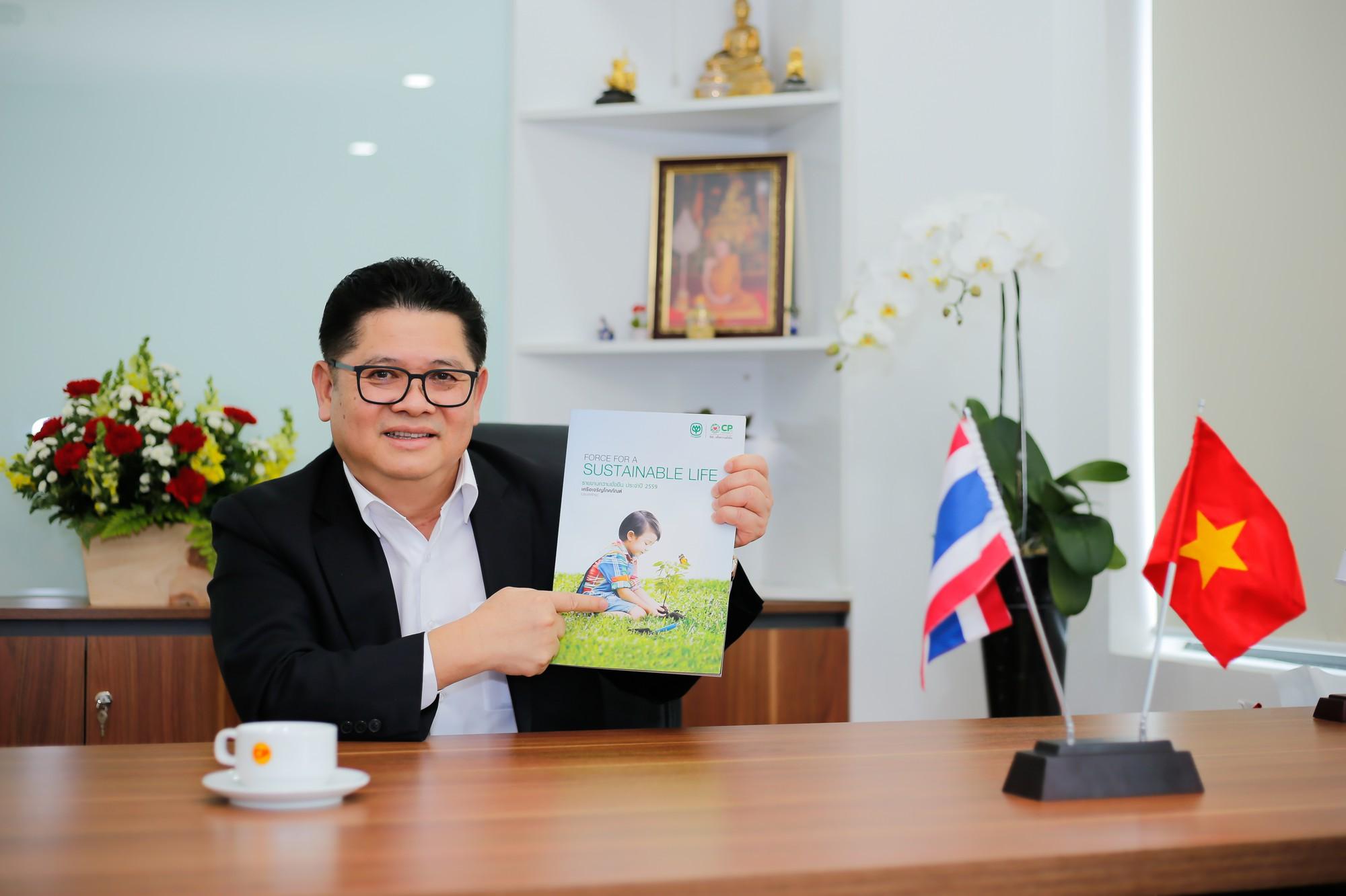 """CEO C.P. Việt Nam: """"Thông điệp của chúng tôi là Đền ơn Tổ quốc Việt Nam"""" - Ảnh 5."""