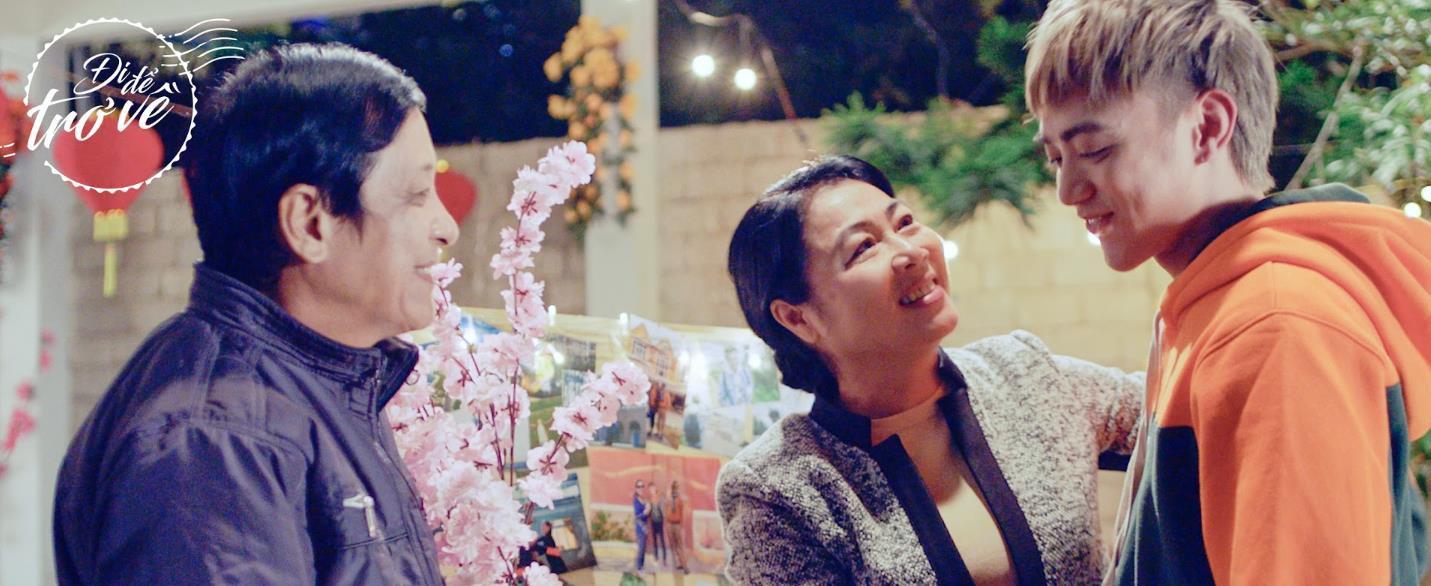 Soobin Hoàng Sơn kết hợp Da LAB và Tiên Cookie, giai điệu Đi Để Trở Về lại vang lên đúng khoảnh khắc giao thừa - Ảnh 5.