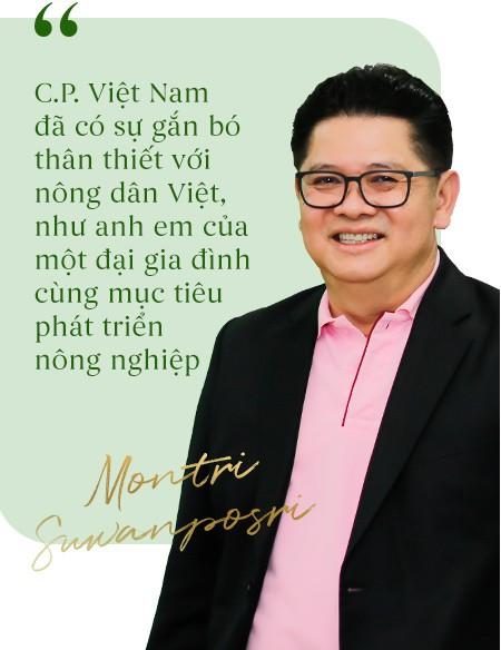 """CEO C.P. Việt Nam: """"Thông điệp của chúng tôi là Đền ơn Tổ quốc Việt Nam"""" - Ảnh 4."""