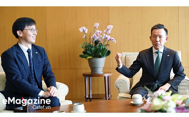 Sếp Mirae Asset: Việt Nam đang là ưu tiên số một của chúng tôi trong việc tăng vốn đầu tư dài hạn - Ảnh 2.
