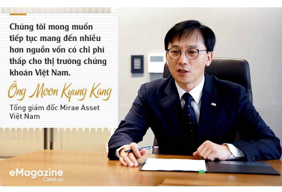 Sếp Mirae Asset: Việt Nam đang là ưu tiên số một của chúng tôi trong việc tăng vốn đầu tư dài hạn - Ảnh 8.