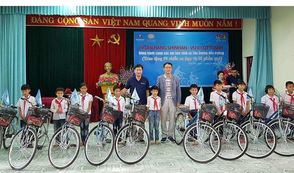"""Tổng Giám đốc Shinhan Việt Nam – ông Shin Dong Min: """"Mục tiêu lớn cần nỗ lực lớn"""" - Ảnh 9."""