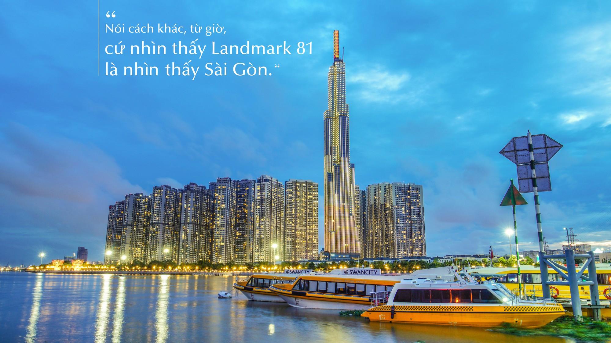 Nhờ có Landmark 81 mà kể từ nay, người Sài Gòn đã có thêm một điều nữa để tự hào! - Ảnh 4.