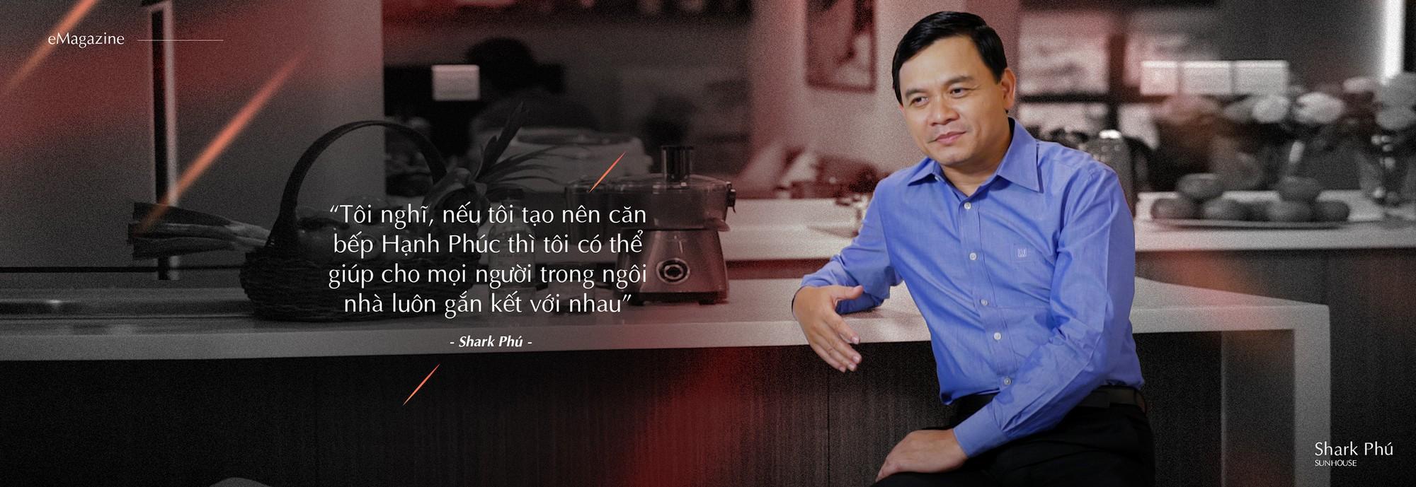 Căn bếp hạnh phúc SUNHOUSE và ước mơ cả đời của Shark Phú - Ảnh 7.
