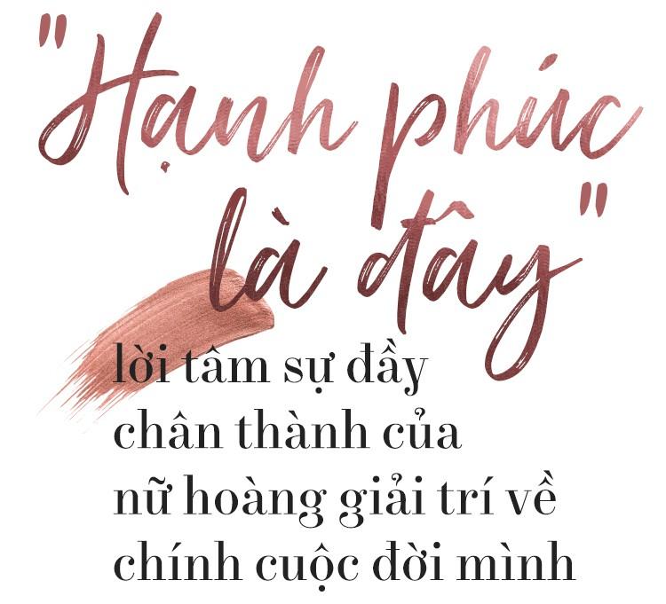 Hồ Ngọc Hà: Phải, tuy không hoàn hảo nhưng Hà hạnh phúc - Ảnh 4.
