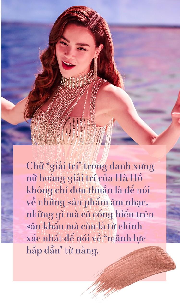 Hồ Ngọc Hà: Phải, tuy không hoàn hảo nhưng Hà hạnh phúc - Ảnh 2.